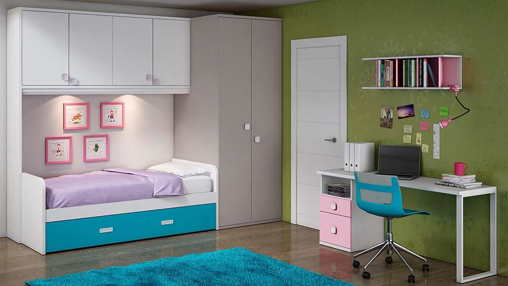 cama nido auxiliar ih033