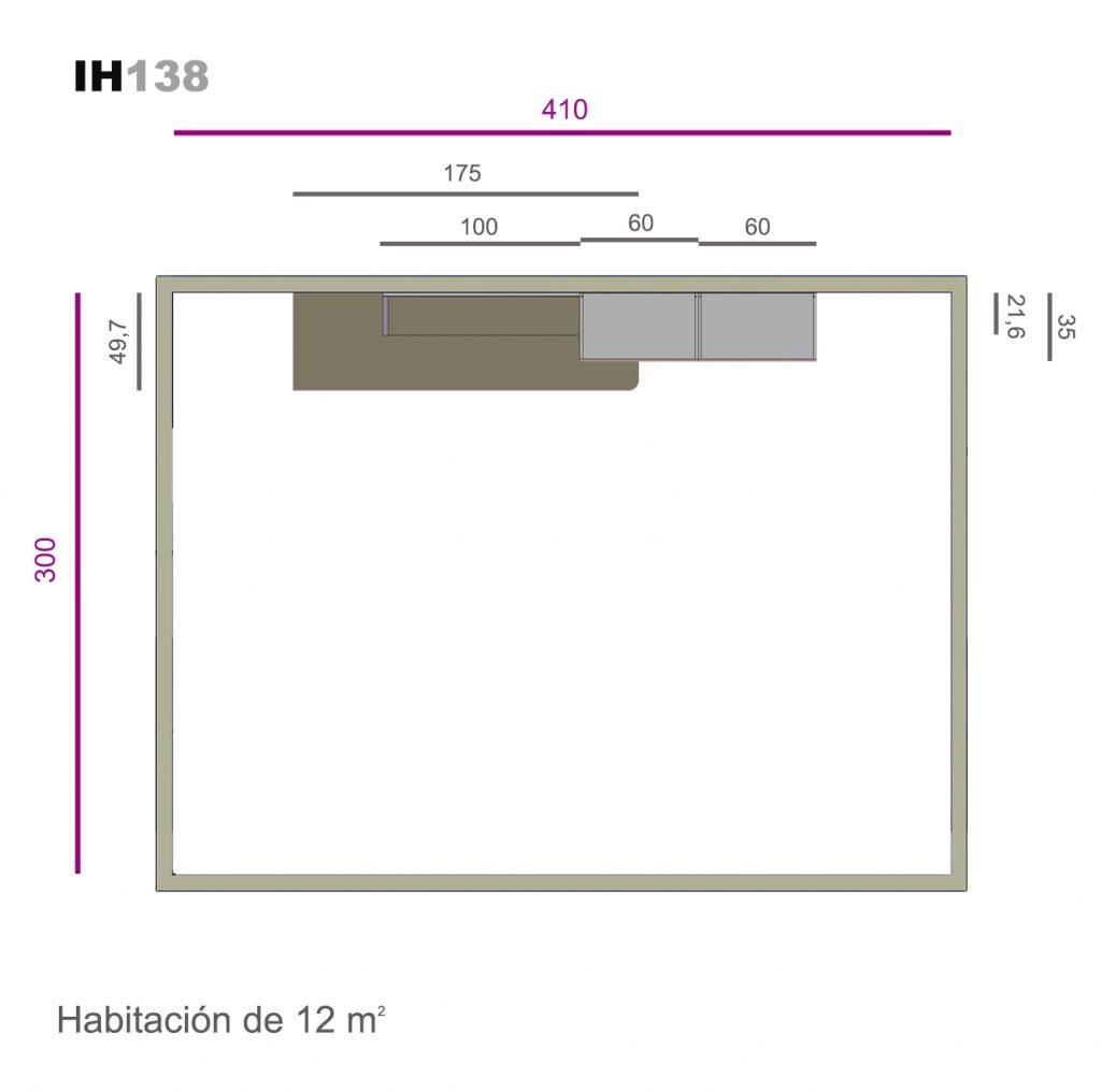zona estudio ih138