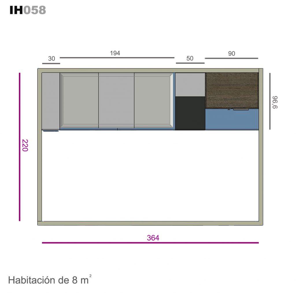 sistema box ih058