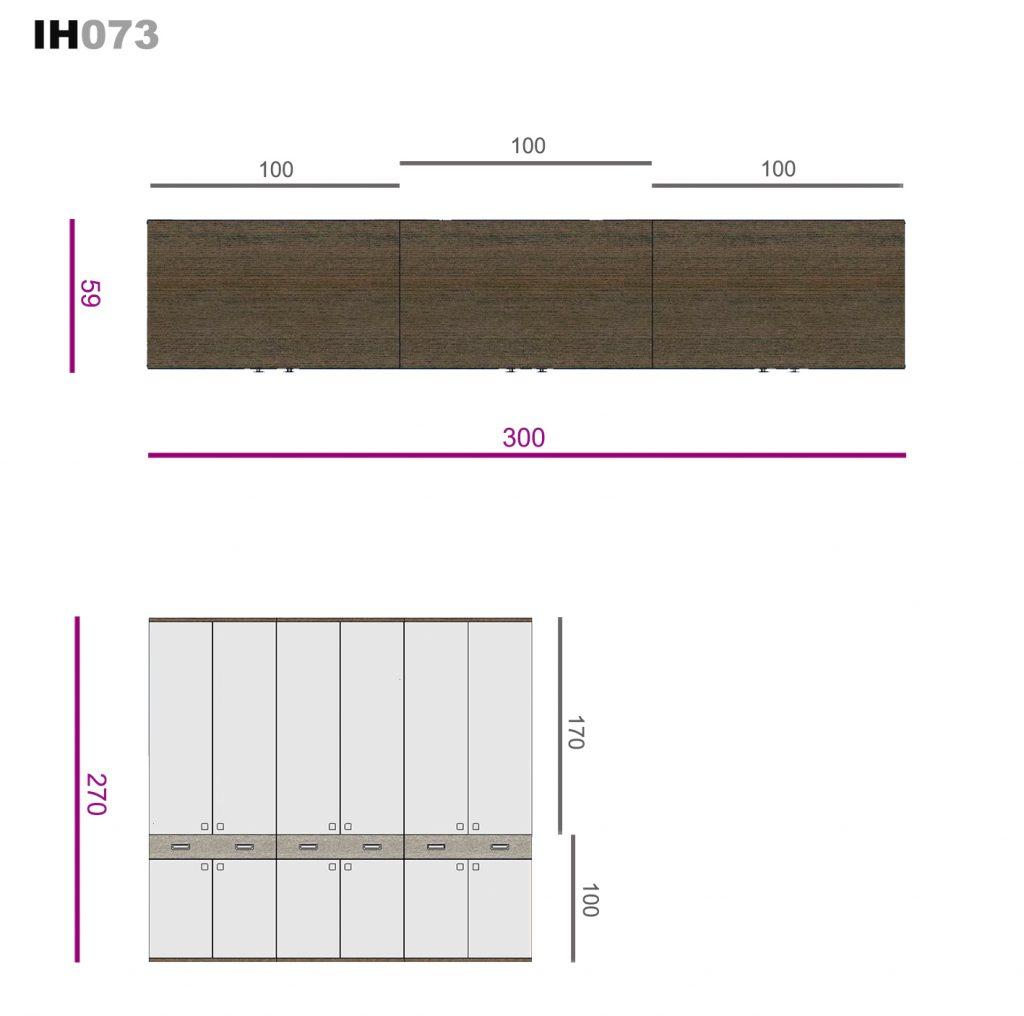 elementos de libre configuración ih073