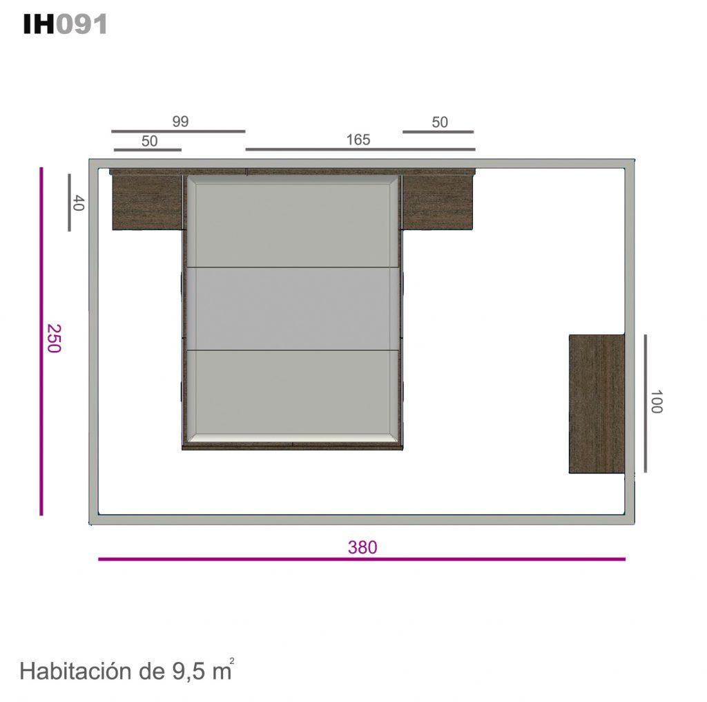 sistema box ih091