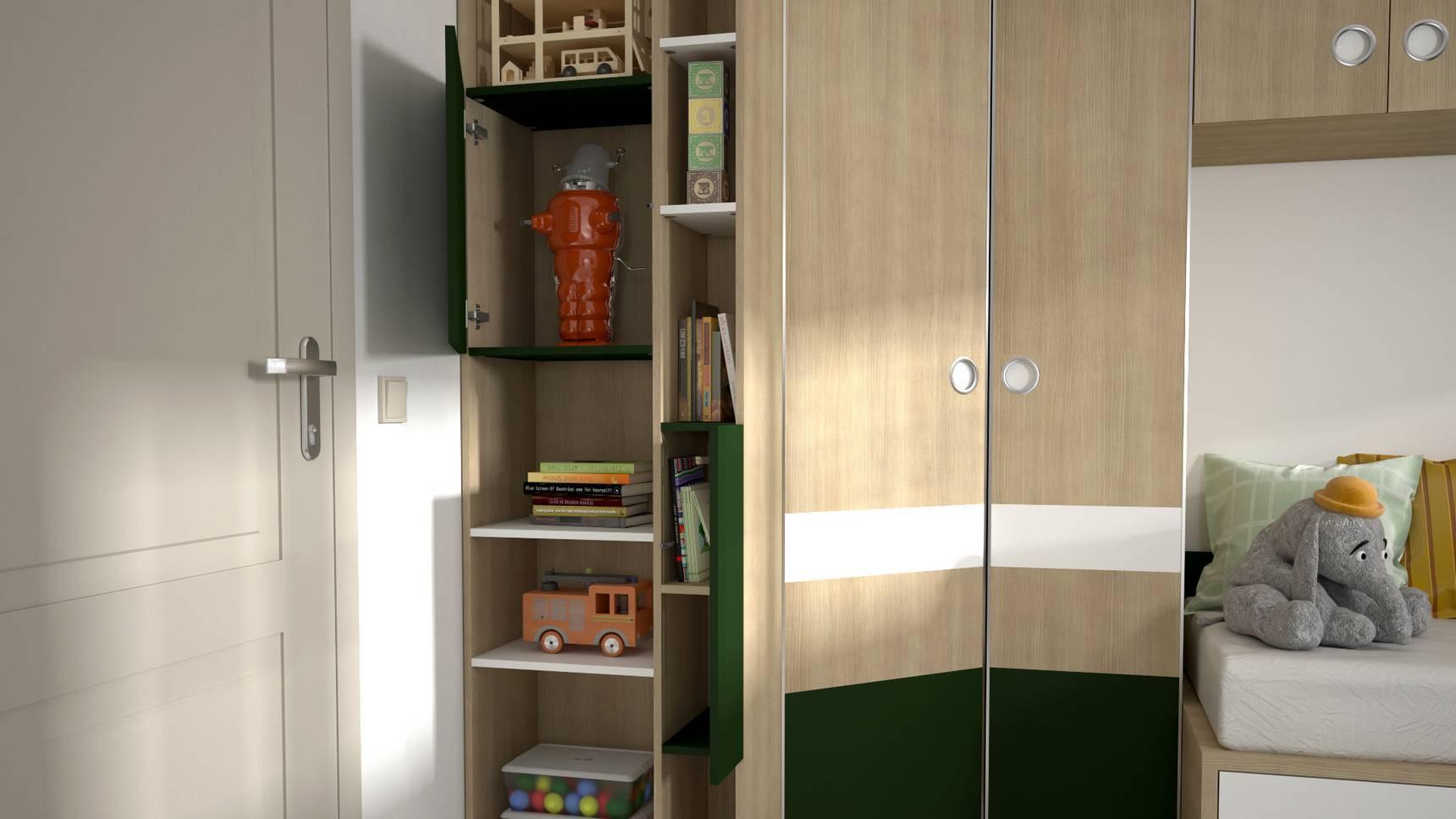 Dormitorio Juvenil IH144 – idehabita.com Detalle04