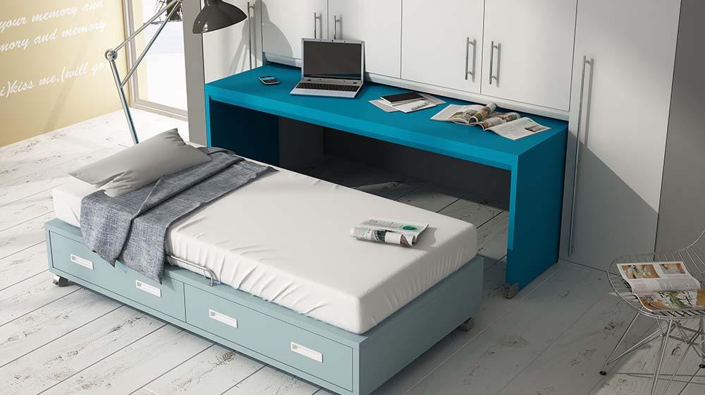 cama desplazable ih007