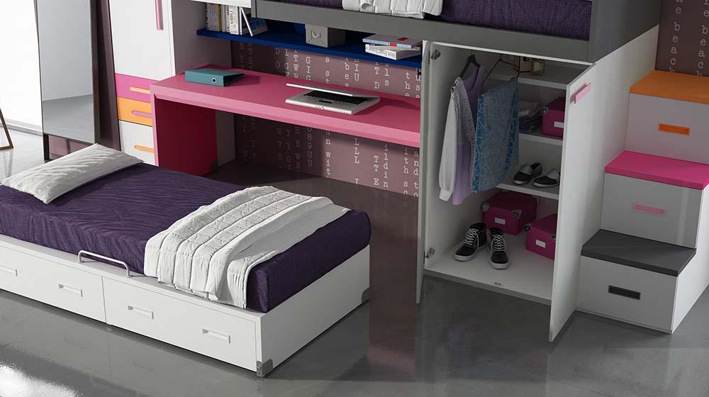 cama nido base30 ih009