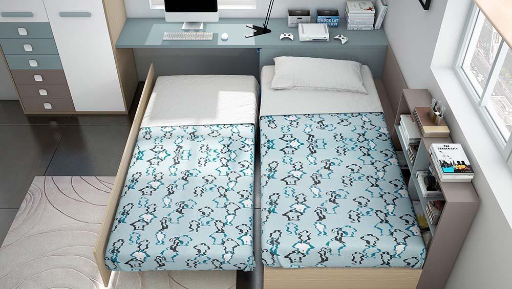cama sistema box ih068