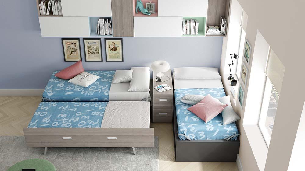 camas nidos ih084