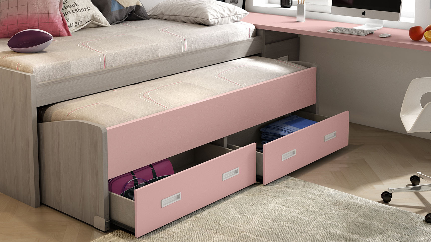 cama compacto ih086