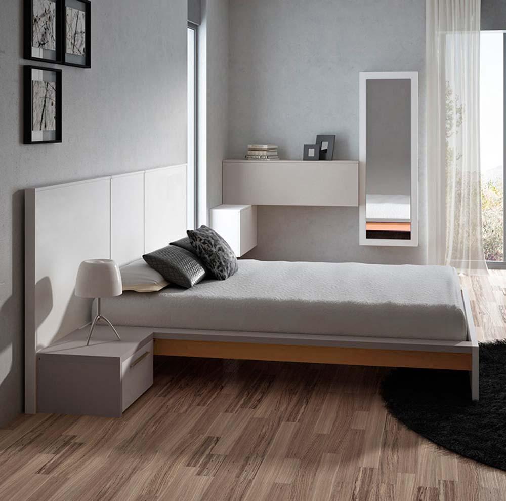 Dormitorio Moderno KD010 detalle1