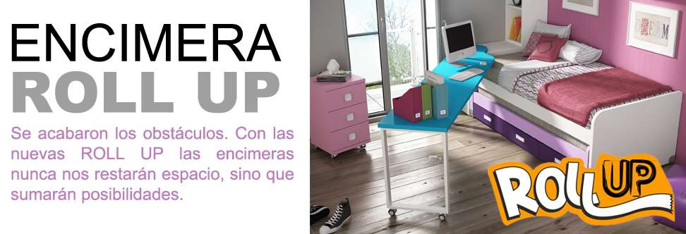 encimera roll up ih012