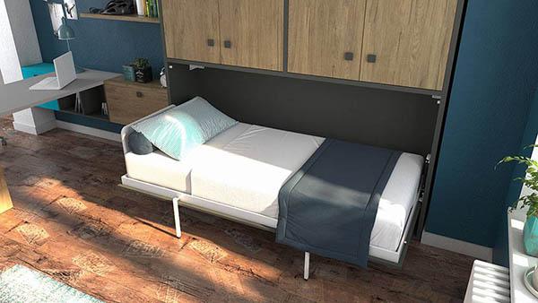 dormitorio juvenil cama abatible-IH179-Detalle02