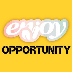 enjoy-opportunity